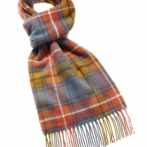 Tartan Scarf Collection - Antique Buchanan - Bronte by Moon