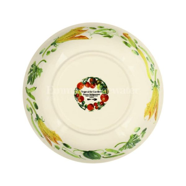 Emma Bridgewater Vegetable Garden Yellow Courgette Medium Dish