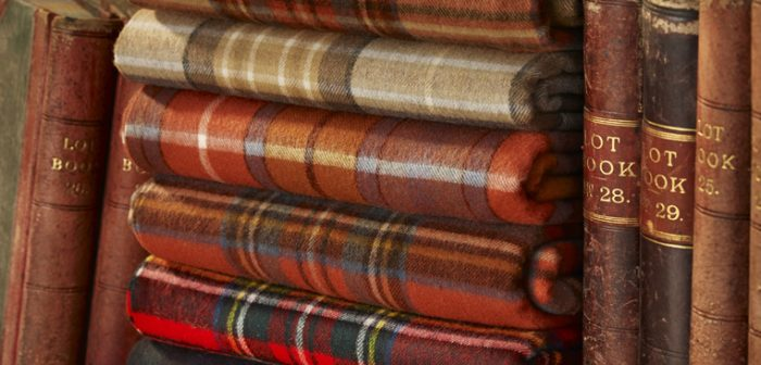 Tartan-Throws