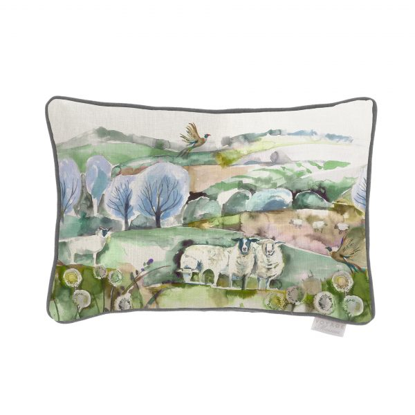 Ewe Cushion - Made in Scotland