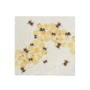 Bees Large Platter - Kensington Collection by Kate of Kensington