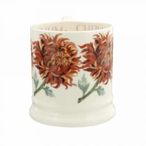 Emma Bridgewater Chrysanthemum Half Pint Mug