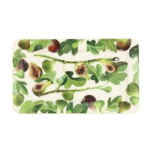 Emma Bridgewater Veg Garden Figs Medium Oblong Plate