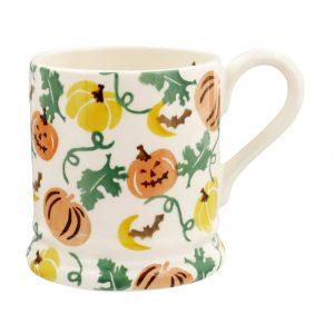 Emma Bridgewater Halloween Sponge 2019 Half Pint Mug