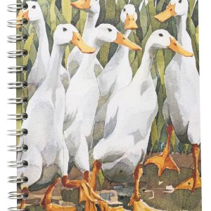 Indian Runner Ducks Journal - Mary Ann Rogers