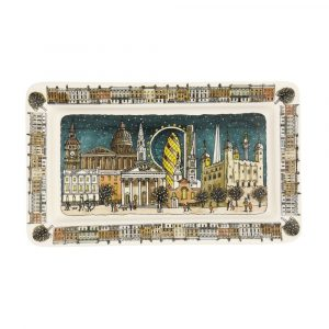 Emma Bridgewater London At Night Medium Oblong Plate