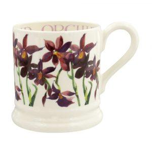 Emma Bridgewater Orchid Half Pint Mug