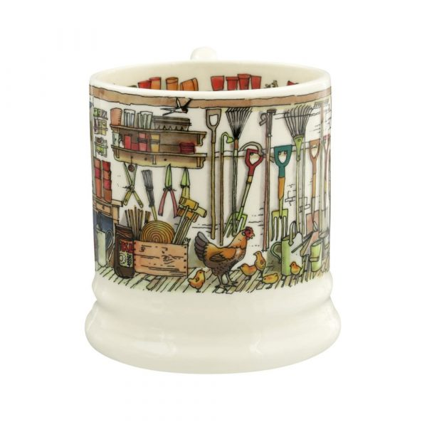 Emma Bridgewater Cool Cat Half Pint Mug is Now Available in Australia