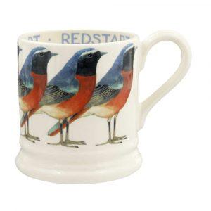 Emma Bridgewater Redstart Half Pint Mug