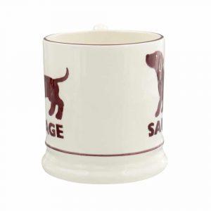 Emma Bridgewater Sausage Half Pint Mug