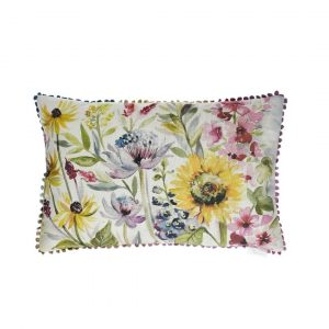 Sunflower Cushion - Made in Scotland