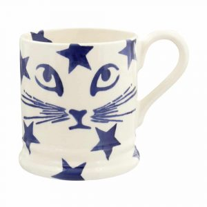 Emma Bridgewater The Pussycat Half Pint Mug