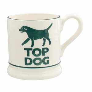 Emma Bridgewater Top Dog Half Pint Mug