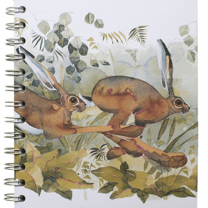 Journal - 3 Hares - Mary Ann Rogers