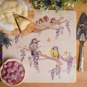 Wisteria Party Platter - Kate of Kensington