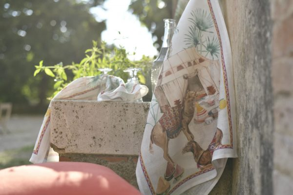 Linen Tea Towel – Made in Italy