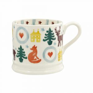Emma Bridgewater Christmas Brights Small Mug