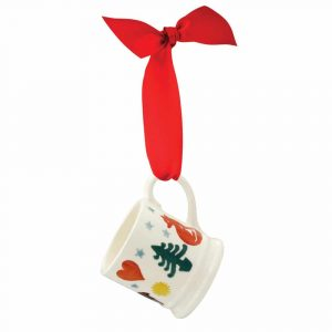 Emma Bridgewater Christmas Brights Tiny Mug