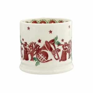 Emma Bridgewater Joy Trumpets Small Mug