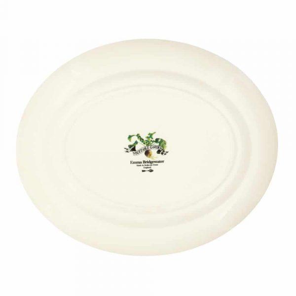 Emma Bridgewater Red Cabbage Medium Oval Platter