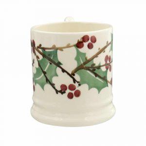 Emma Bridgewater Winterberry Half Pint Mug