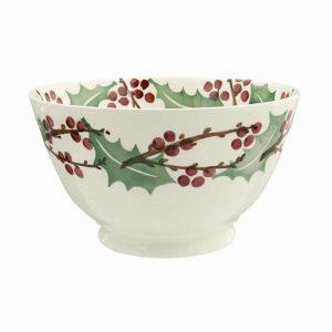 Emma Bridgewater Winterberry Medium Old Bowl