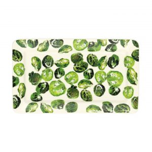 Emma Bridgewater Sprouts Medium Oblong Plate