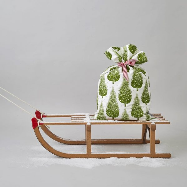 Thornback & Peel - Xmas Tree Christmas Sack