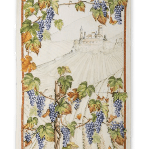 Cabernet - Linen Tea Towel - Made in Italy