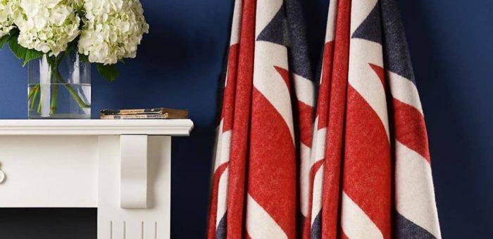 Two Union Jacks