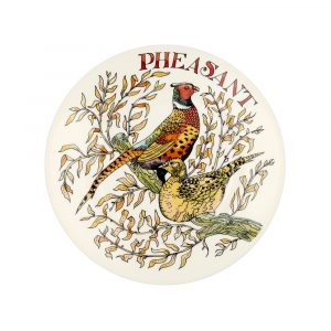 Game Birds Eight And A Half Inch Plate