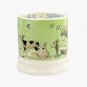 Emma Bridgewater Bright New Morning Spring Lambs 12 Pint Mug
