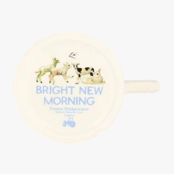 Emma Bridgewater Bright New Morning Spring Lambs 12 Pint Mug