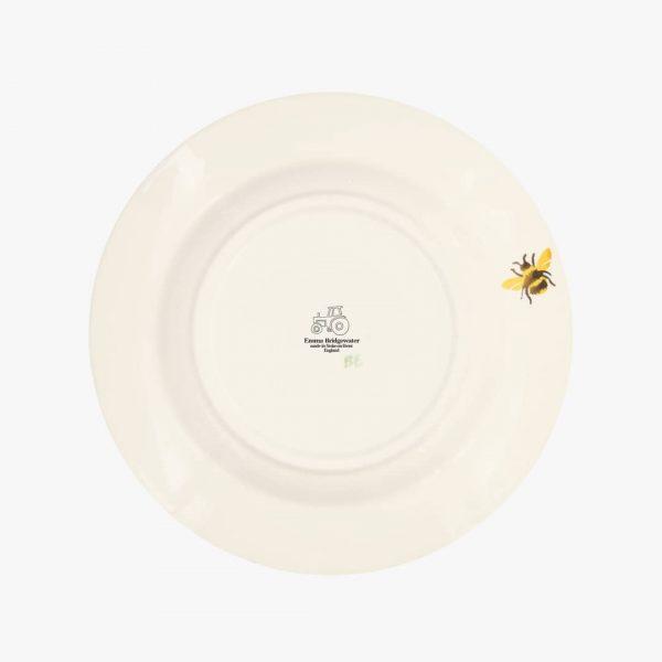 """Emma Bridgewater Buttercup Hot Cross Buns 8 1/2"""" Plate"""