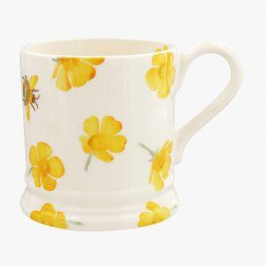 Emma Bridgewater Buttercup Scattered 1/2 Pint Mug