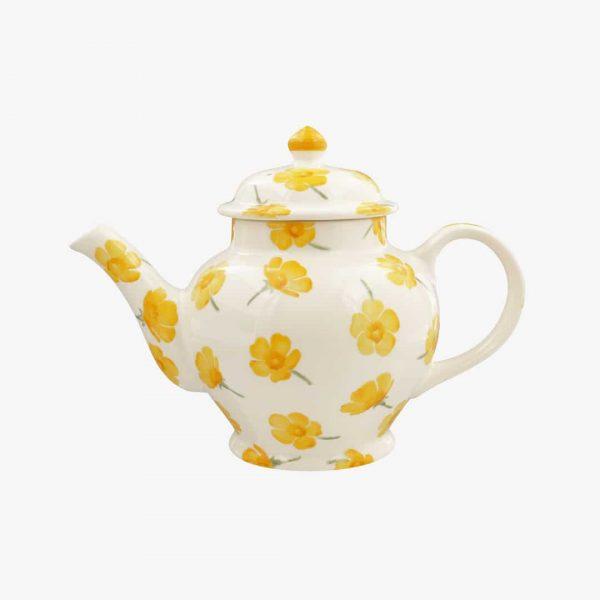 Emma Bridgewater Buttercup Scattered 3 Mug Teapot