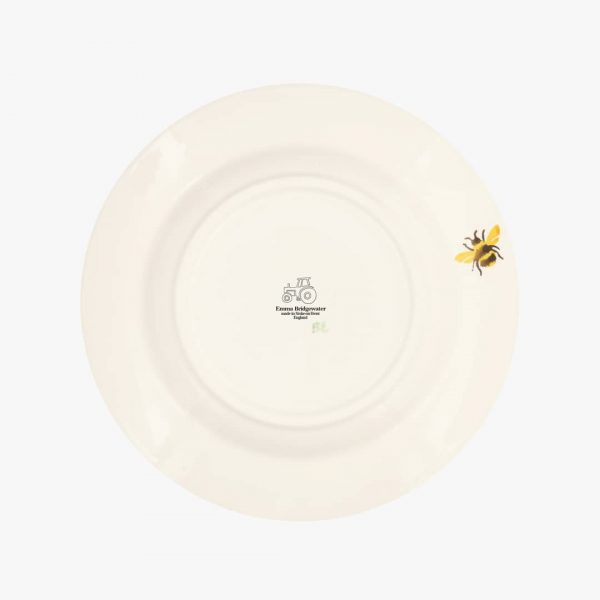 "Emma Bridgewater Buttercup Scattered 8 1/2"" Inch Plate"