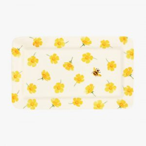 Emma Bridgewater Buttercup Scattered Medium Oblong Plate