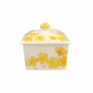 Emma Bridgewater Buttercup Small Butter Dish
