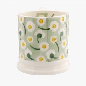 Emma Bridgewater Daisy Light Green 12 Pint Mug