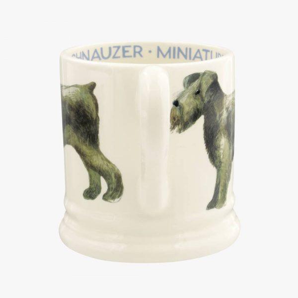 Emma Bridgewater Dogs Miniature Schnauzer 12 Pint Mug