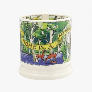 Emma Bridgewater Dream Homes Cottage In The Woods 12 Pint Mug