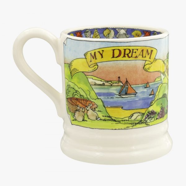 Emma Bridgewater Dream Homes Fishermans Cottage 12 Pint Mug