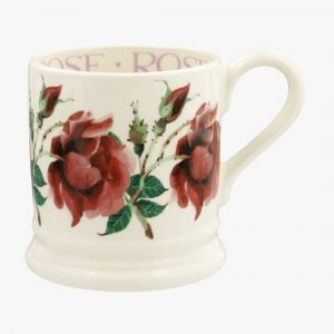 Emma Bridgewater Flowers Red Rose 12 Pint Mug
