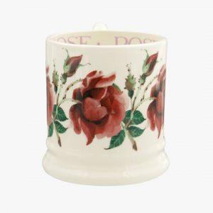 Emma Bridgewater Flowers Red Rose 12 Pint Mug