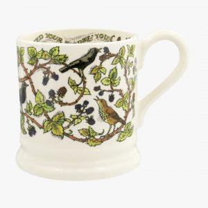 Emma Bridgewater Good Gardening Brambles 1/2 Pint Mug
