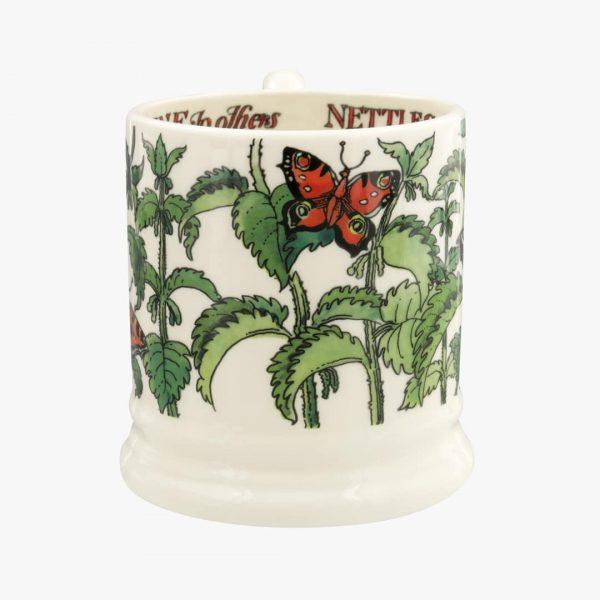 Emma Bridgewater Good Gardening Nettles 12 Pint Mug