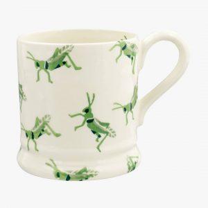 Emma Bridgewater Insects Grasshopper 12 Pint Mug