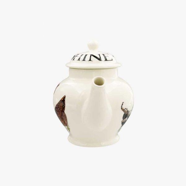 Emma Bridgewater Rise & Shine Teatime 3 Mug Teapot