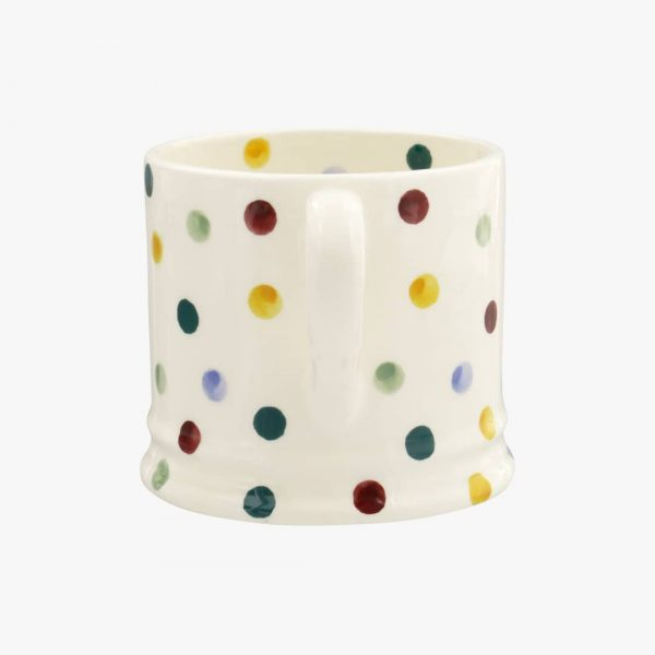 Emma Bridgewater Small Polka Dot Small Mug